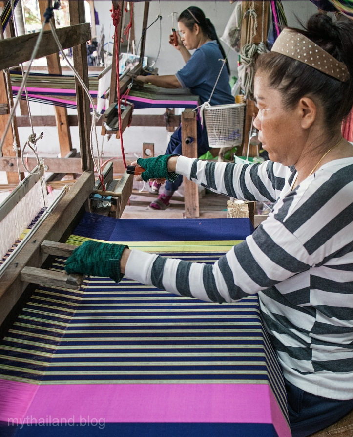 Thai Weavers