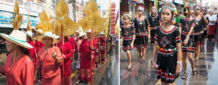 Songkran-Collage