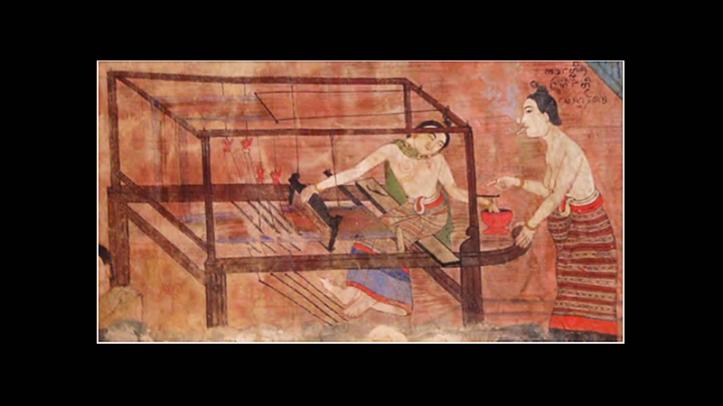 Thai Silk Weavers