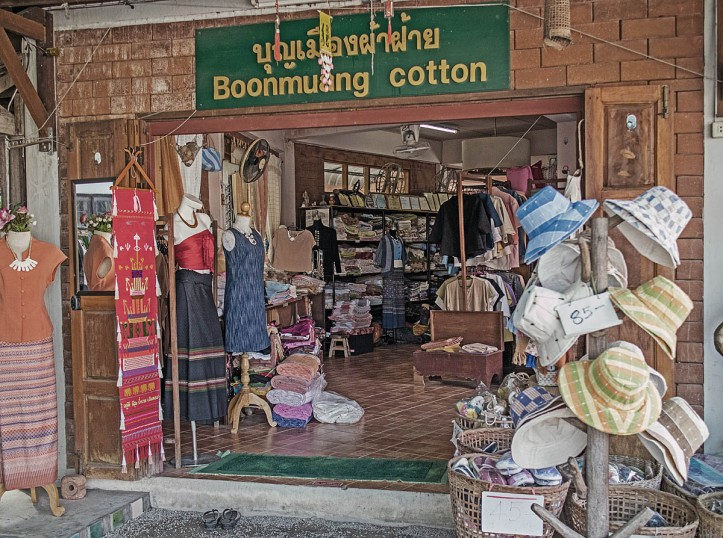 Boon Muang Cotton Botique