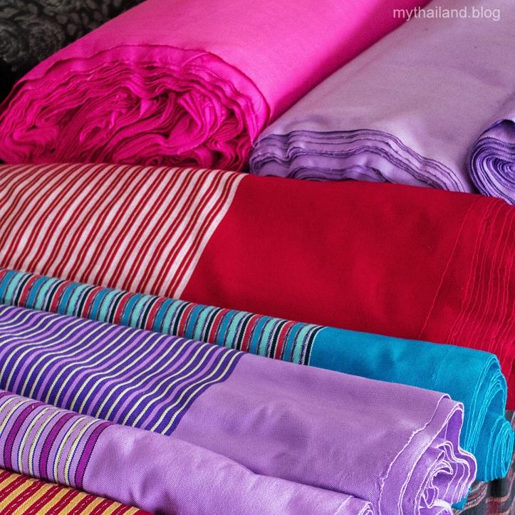 Chom Thong Fabric