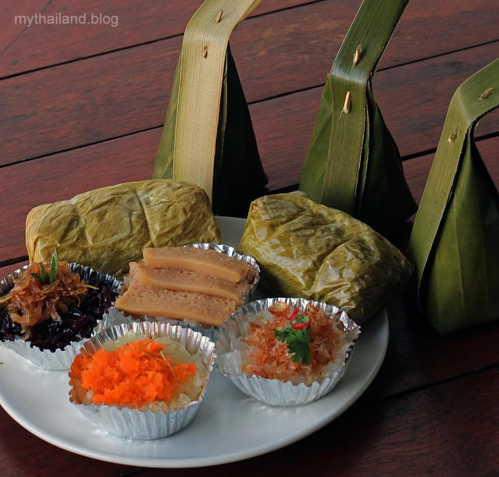 Northern Thai Food Desserts