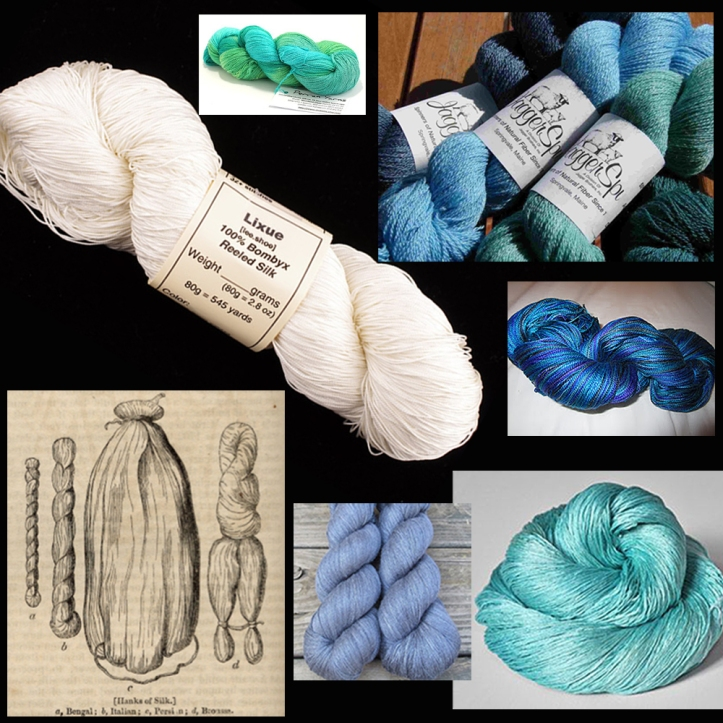 Skeins of Silk