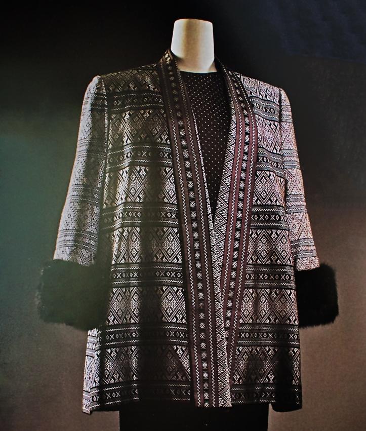 House of Bauman Praewa Silk Couture