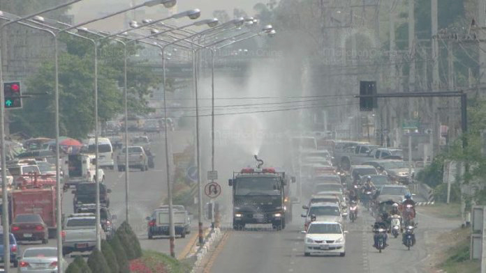 chiang mai pollution