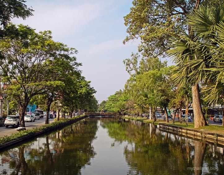 Chiang Mai Moat