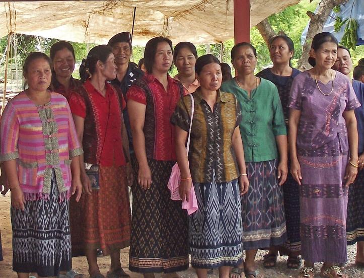 Thai Village Women
