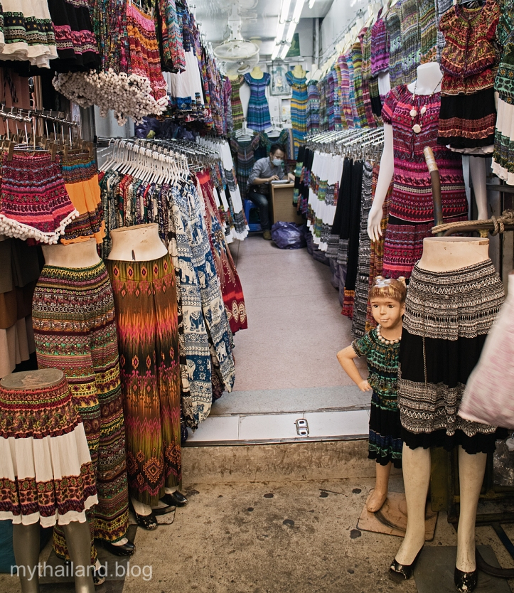 Boho Hip at Pratunam Market