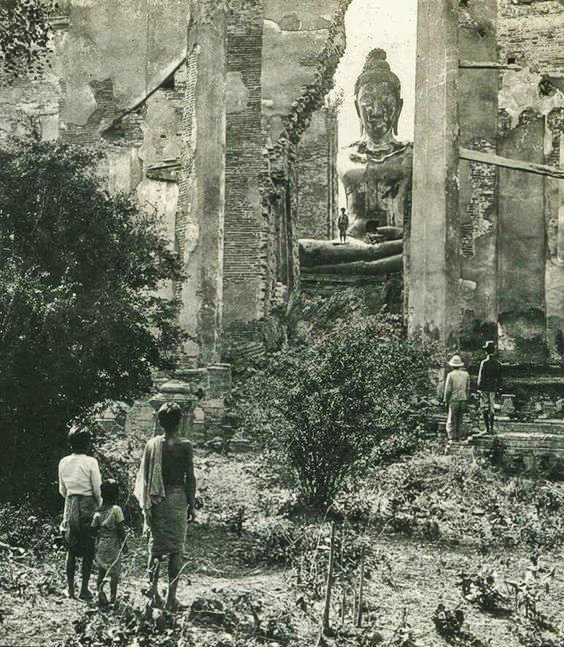 Ayuttaya circa 1900