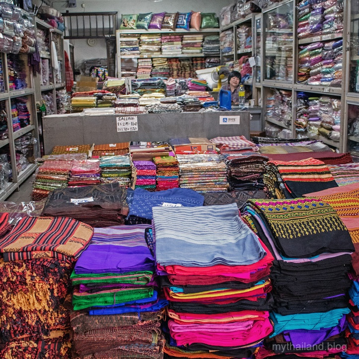 Fabric Stores in Chiang Mai