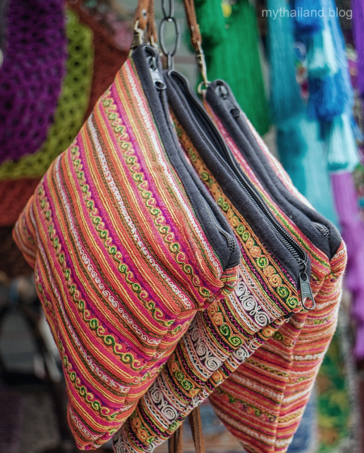 Chiang Mai Hill Tribe Purses